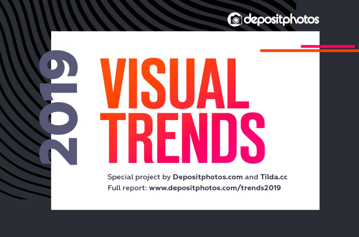 2019 Yılının Dijital Grafik Trendleri (infografik)
